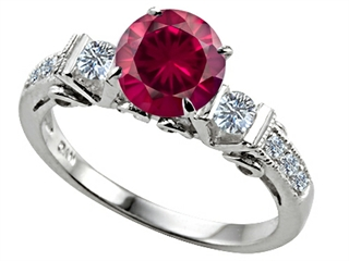 original-star-k-tm-classic-3-stone-engagement-ring-with-round-7mm-created-ruby